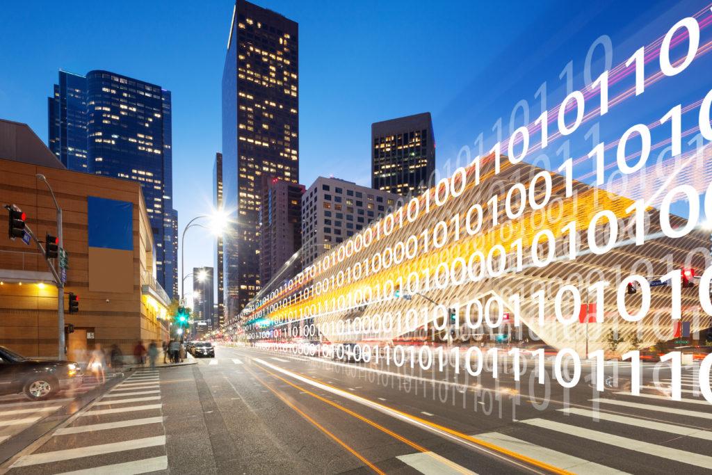 زندگی در شهرهای هوشمند داده محور