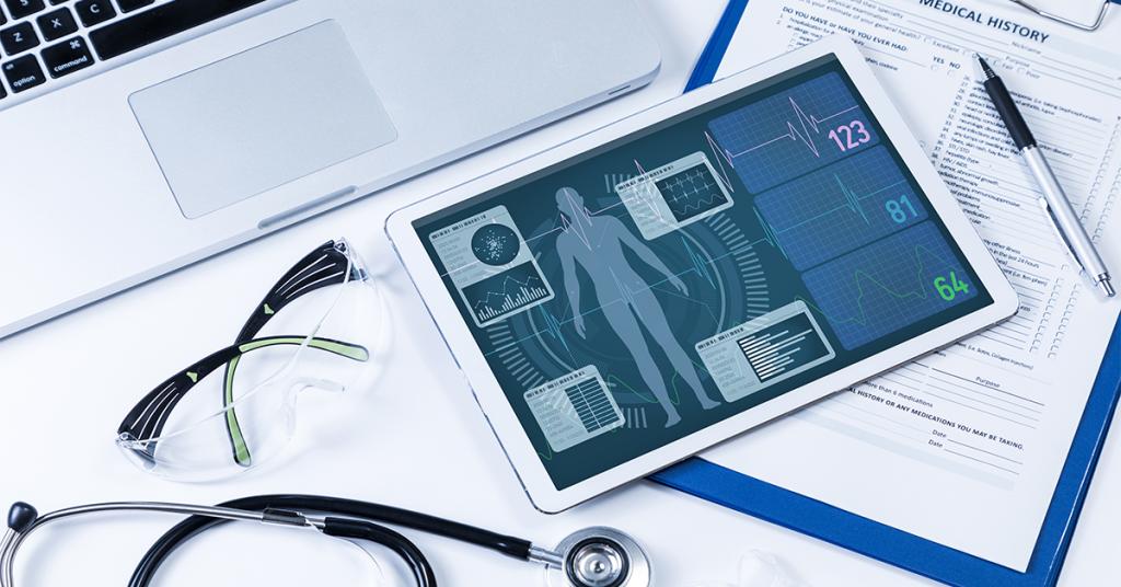 اینترنت اشیا پزشکی