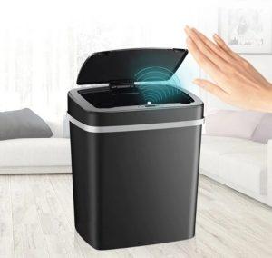 سطل زباله هوشمند خانگی